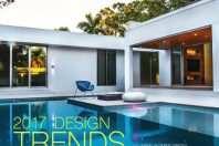 Scene Magazine | 2017 Design Trends | Front Cover