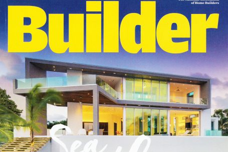 Builder Magazine | 2016 Front Cover
